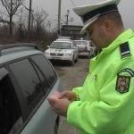 Acţiune pe drumurile din județul Alba a polițiștilor rutieri soldată cu permise reținute și amenzi usturătoare