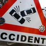 Lancrăm - Un tânăr a lovit cu mașina un pieton care încerca să traverseze strada printr-un loc nepermis