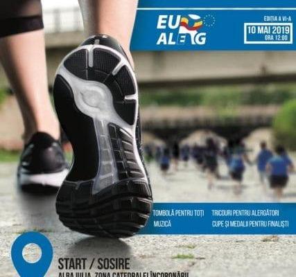 EU aleRg!  La Crosul Europei din 10 mai 2019