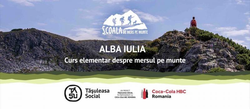 """Asociația """"Tășuleasa Social"""" demarează înscrierile pentru cei care doresc să participe la proiectul de educaţie montană """"Școala de Mers pe Munte"""""""