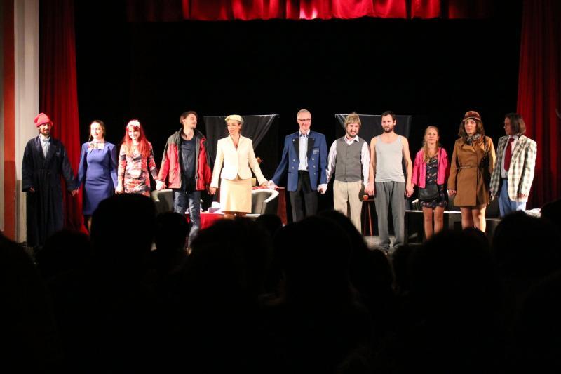 Alba Iulia va găzdui cea de-a VI-a ediţie a Festivalului Internaţional de Teatru de Tineret APOLLO