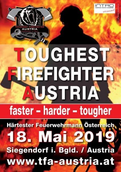"""Un angajat al Inspectoratului pentru Situații de Urgență """"UNIREA"""" al județului Alba a obținut locul I la competiția Toughest Firefighter Alive"""