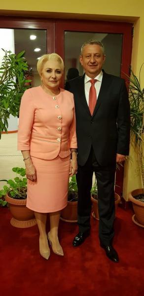 PSD Alba a decis susținerea premierului Viorica Dăncilă pentru președinția partidului