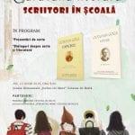 Caravana literară ''Scriitori în școală'', în mijlocul copiilor din Cetatea de Baltă