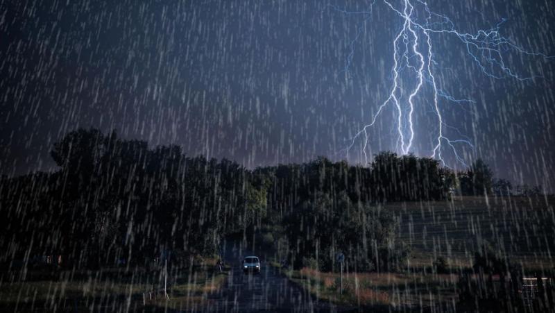 Avertizare COD GALBEN de instabilitate atmosferică pentru județul Alba