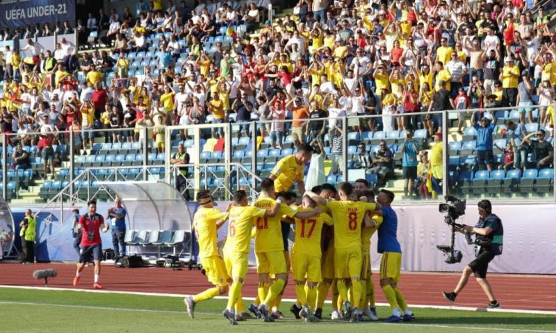 Nebunia de la Cesena! România-Anglia 4-2!!!