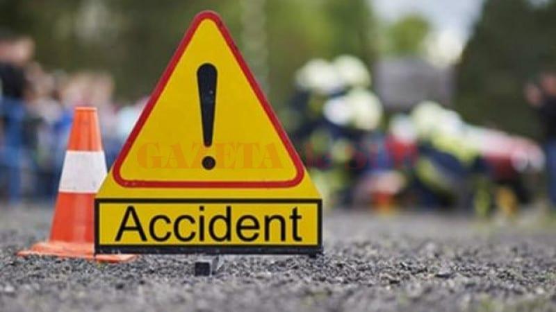 Accidente rutiere cauzate de viteza neadaptată la condițiile de drum și neatenție