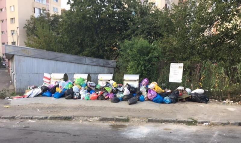În atenția cetățenilor orașului Teiuș! Colectarea și transportul deșeurilor menajere din localitate au fost sistate