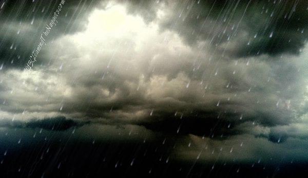 ANM - Avertizare Cod Portocaliu de ploi, fulgere și grindină