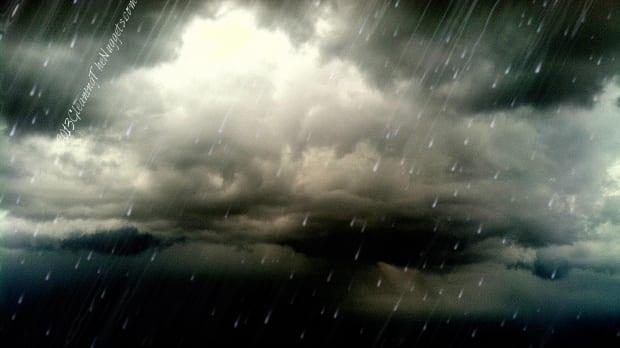ANM – Avertizare Cod Portocaliu de ploi, fulgere și grindină