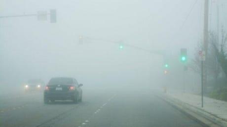 ANM: Avertizare Cod Galben de ceață pentru județul Alba