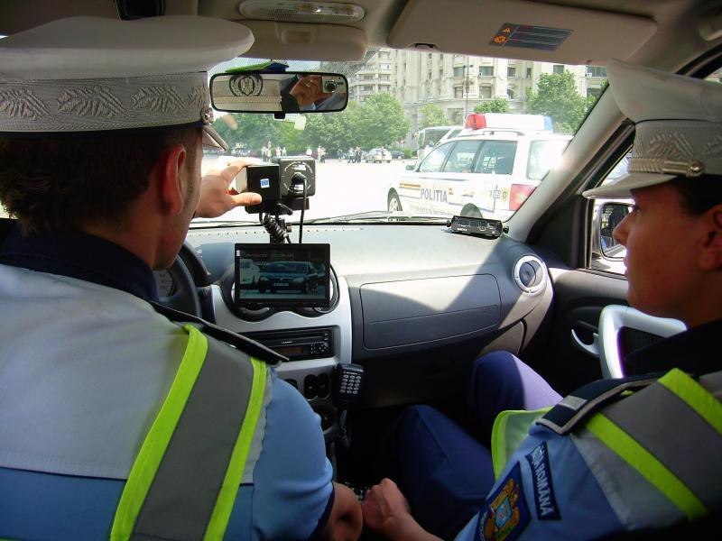 Atenție șoferi! Poliția Română scoate toate radarele rutiere din dotare pe drumurile publice