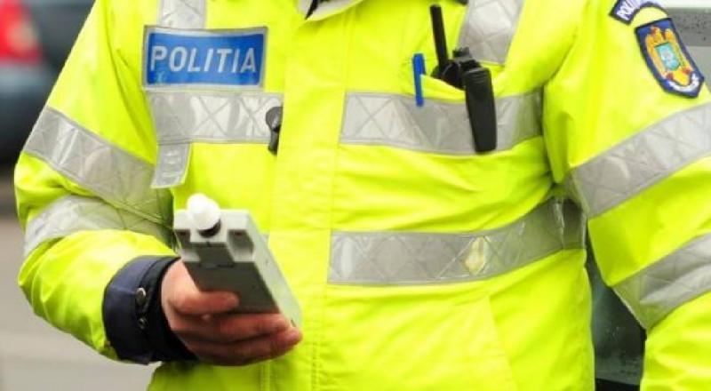Cugir – Șofer în vârstă de 68 de ani, depistat băut la volan de polițiștii rutieri