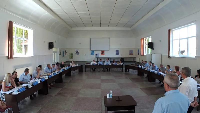 Ședinţa publică, ordinară a Consiliului Local al Municipiului Sebeş, în data de 27.06.2019, ora 14,00