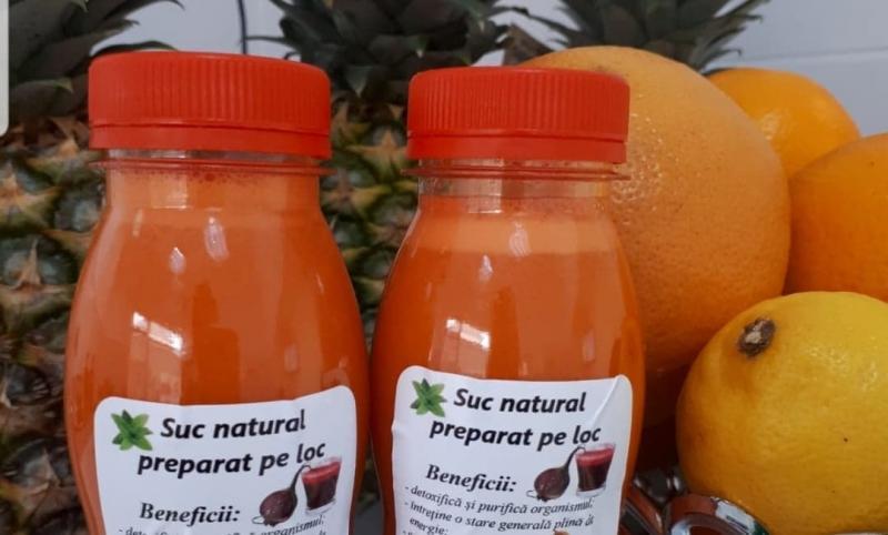 Sucuri naturale preparate pe loc – Sănătate la un pas de tine!