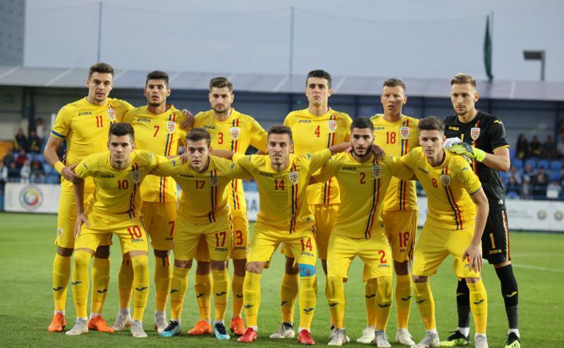 Meciul zilei la EURO U21! România-Anglia