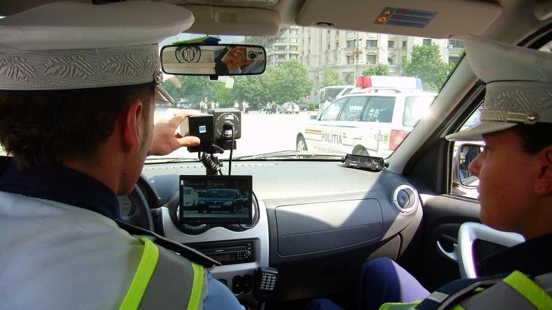 Vezi unde sunt amplasate radarele rutiere în județul Alba între 22 și 24 iunie