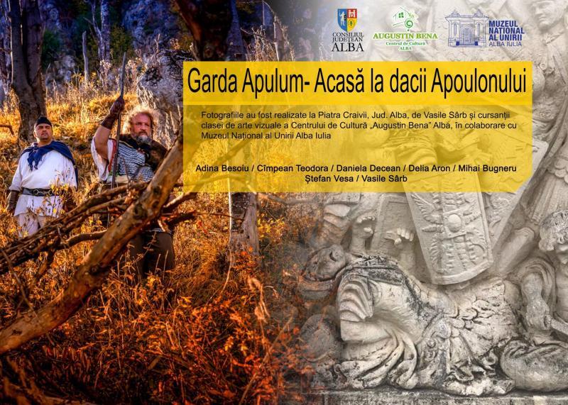 """Muzeul Național al Unirii va găzdui expoziția """"ACASĂ LA DACII APOULONULUI"""""""