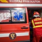 Valea Lungă - Intervenție de urgență a Gărzii de intervenție Blaj pentru salvarea unei persoane rănite într-un accident rutier