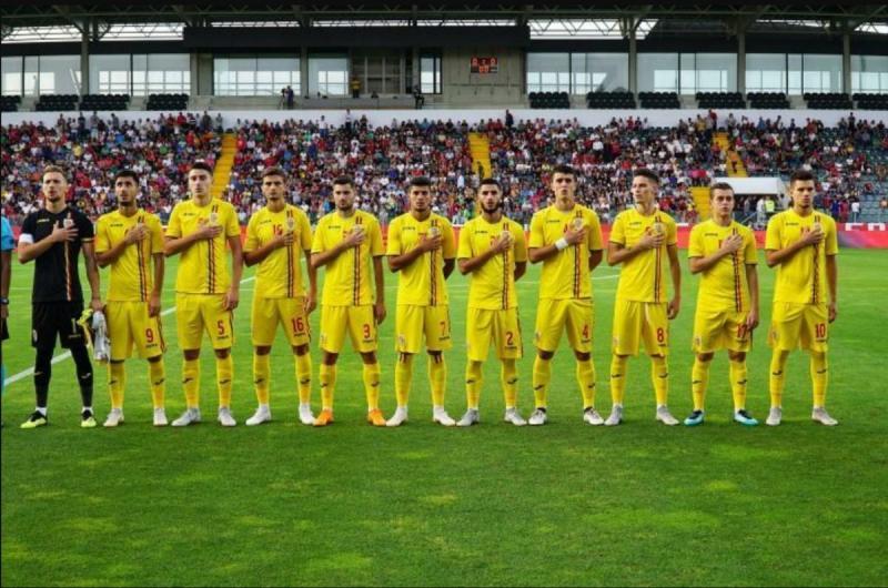 FOTBAL – Naționala de tineret a României debutează azi la EURO U21