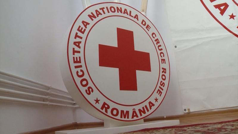 Crucea Roșie Română, filiala Alba, alături de comunitățile din sudul județului Alba afectate de pe urma inundațiilor din 1 iunie