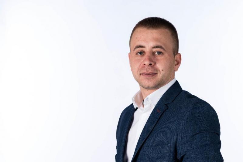 """Horațiu Florea, PRO România, filiala Alba: """"Suntem singurul partid care promovează, în politica românească, adevăratele valori de stânga"""""""