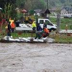 Alertă INHGA! - Avertizare Cod Galben de inundații pentru afluenții râul Mureș, în aval de Târnave