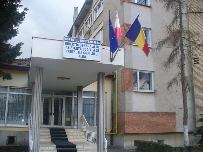"""DGASPC Alba va implementa proiectul """"VENUS – Împreună pentru o viață în siguranță!"""""""