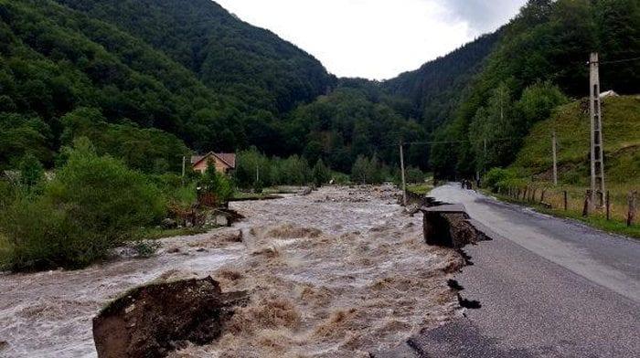 Atenție!!! INHGA anunță posibile inundații pe râurile Mureș și Târnave