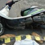 Sebeș - Un bărbat care conducea un motoscuter a ajuns la spital după ce a fost acroșat de un autoturism