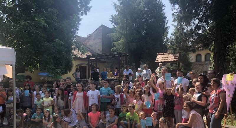"""Sebeș – Ediția a III-a a proiectului """"Biblioteca de vacanță"""" a ajuns la final"""
