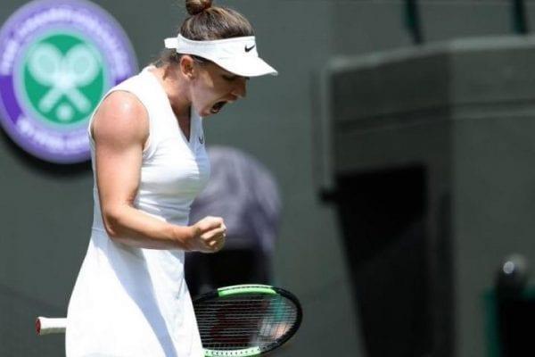 Tenis - Simona Halep, în finala turneului de la Wimbledon
