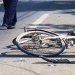Cugir - O femeie a lovit cu mașina un biciclist pe strada Vasile Alecsandri