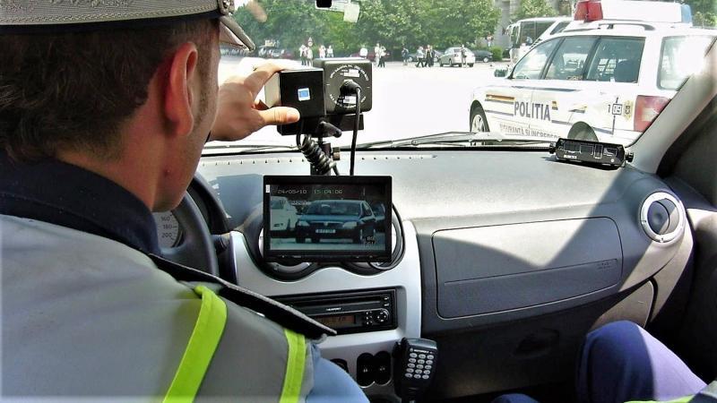 Amplasarea radarelor rutiere din județul Alba în zilele de 13 și 14 iulie