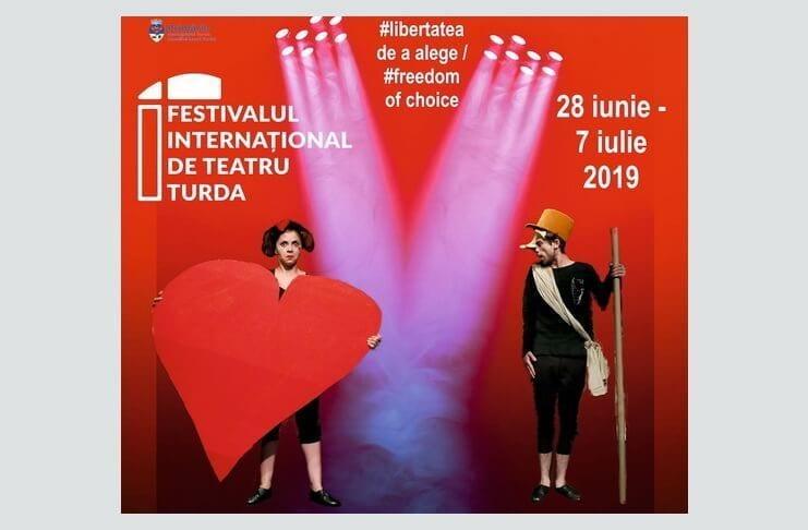 """Teatrul de Păpuși """"Prichindel"""", prezent la Festivalul Internațional de Teatru de la Turda"""