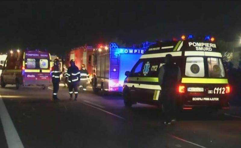 Tragedie! Un cetățean francez s-a electrocutat în gara Aiud