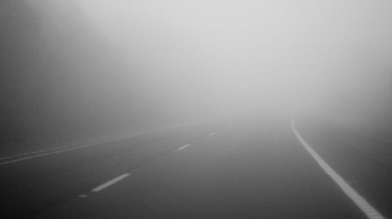 ANM – Avertizare Cod Galben de ceață pentru județele Alba, Mureș și Sibiu
