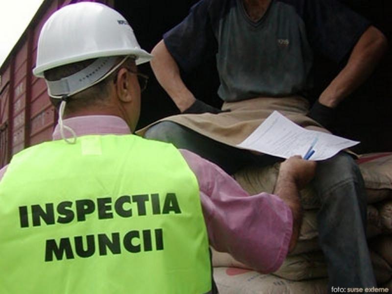 Inspectorii ITM Alba au sancționat aspru abaterile în domeniul relațiilor în muncă și în domeniul securităţii şi sănătăţii în muncă