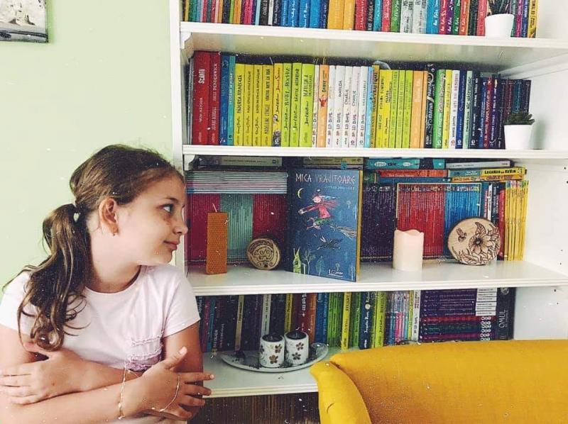 Premiu literar important pentru cugireanca de 10 ani Eva Curea