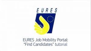 Lista locurilor de muncă vacante la nivel european prin intermediul reţelei Eures România