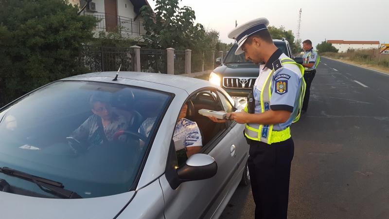 Alba – Acțiune privind creșterea gradului de disciplină rutieră soldată cu sancţiuni în valoare de 85 840 lei