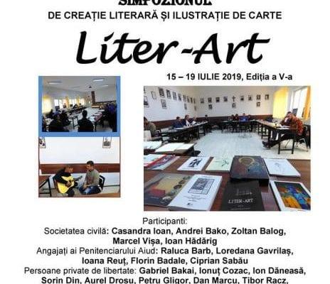 Între 15 și 19 iulie, la Penitenciarul Aiud are loc a V-a ediție a simpozionului ''LITER-ART'