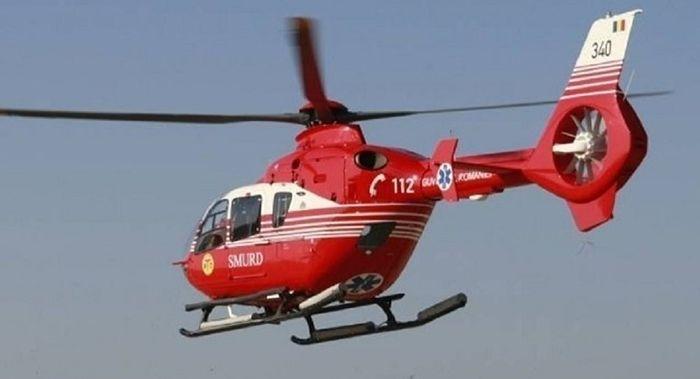 Intervenție de urgență! Un parapantist căzut la Râpa Roșie a fost salvat de un echipaj SMURD!
