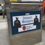 Sebeș - 14 noi platforme subterane pentru colectarea deșeurilor vor fi amenajate în municipiu