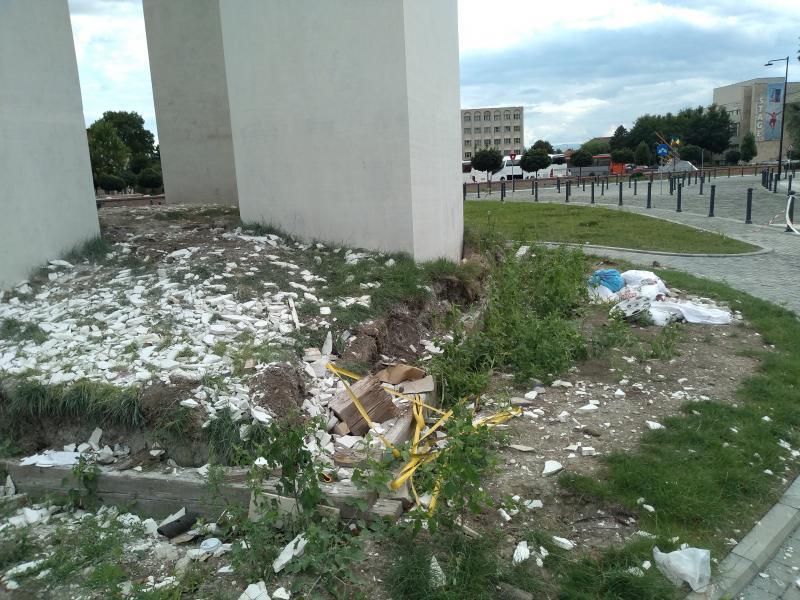 Așa arată Monumentul Unirii, reabilitat!?! (foto)