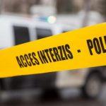 Dispozitiv exploziv descoperit în maşina unui bărbat