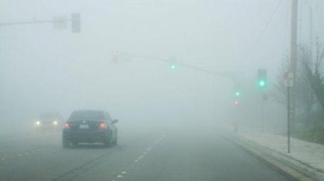 Alertă meteo! Județul Alba a primit din partea ANM avertizarea Cod Galben de ceață