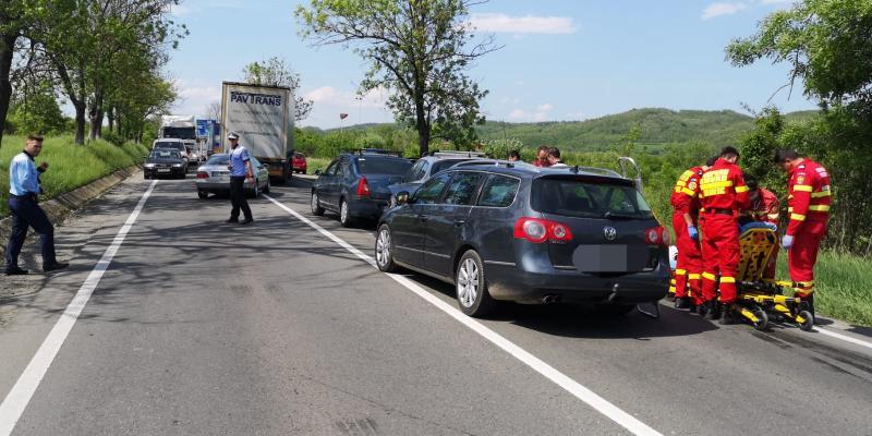 Bistra- Coliziune între două autoturisme soldată cu o victimă