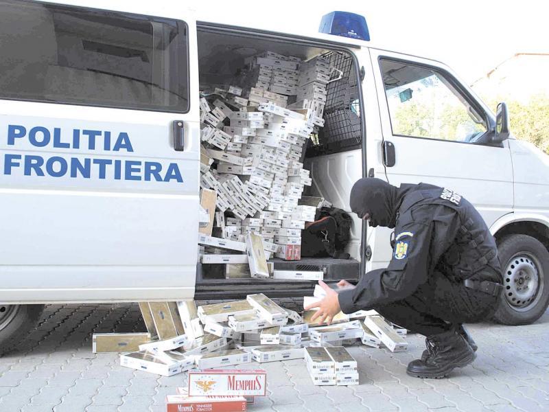Direcţia Generală a Vămilor a confiscat un număr record de țigări de contrabandă în primele 6 luni ale anului 2019
