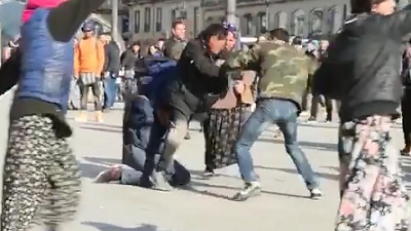 Alba Iulia – Bătaie în toată regula între mai multe persoane pe strada Craivei
